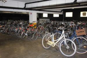fietsenstalling foto 3